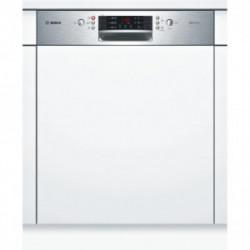 Bosch SuperSilence Lave-vaisselle 60cm Intégrable Inox  SMI46IS00H (3E)