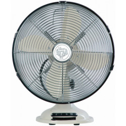 Bimar ventilateur de table VTM 31BE.EU 30cm Table Metal Fan