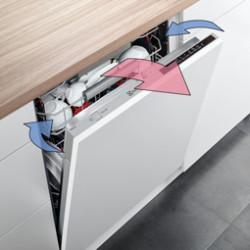 Electrolux Lave-vaisselle, GA55LIWE, encastrable 55 cm (911384125)
