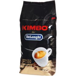 Delonghi café Kimbo Espreso 100% Arabica  1kg