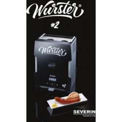 Severin Sausage Grill WT 5005 Wurster