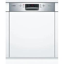 Bosch SuperSilence Lave-vaisselle 60cm Intégrable Inox  SMI46JS03E