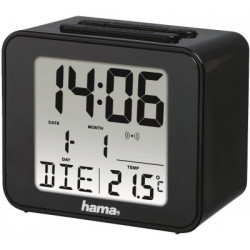 Hama réveil de table 176910 FUNKWECKER CUBE